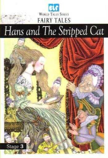 İngilizce Hikaye Hans and the Stripped Cat Stage 3 Kapadokya Yayınları