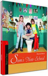 Kapadokya Yayınları - İngilizce Hikaye Sams New School - Kapadokya Yayınları
