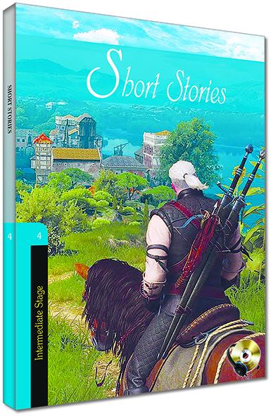 İngilizce Hikaye Short Stories - Kapadokya Yayınları