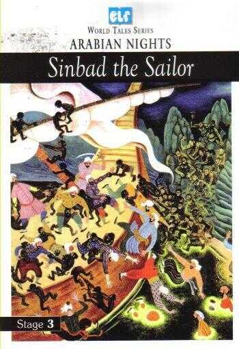 İngilizce Hikaye Sinbad the Sailor Stage 3 Kapadokya Yayınları
