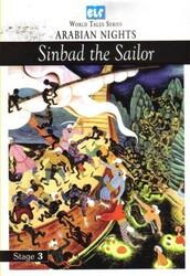 Kapadokya Yayınları - İngilizce Hikaye Sinbad the Sailor Stage 3 Kapadokya Yayınları