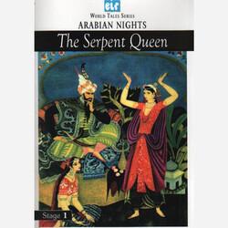 Kapadokya Yayınları - İngilizce Hikaye The Serpent Queen - Kapadokya Yayınları