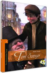 Kapadokya Yayınları - İngilizce Hikaye Tom Sawyer - Kapadokya Yayınları