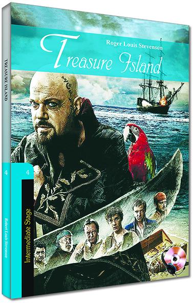 İngilizce Hikaye Treasure Island - Kapadokya Yayınları