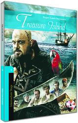 Kapadokya Yayınları - İngilizce Hikaye Treasure Island - Kapadokya Yayınları