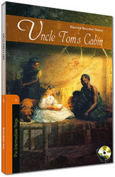 Kapadokya Yayınları - İngilizce Hikaye Uncle Tom'S Cabin - Kapadokya Yayınları