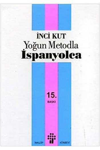 İnkılap Kitabevi Yoğun Metodla İspanyolca