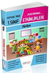 İnovasyon Yayıncılık - İnovasyon Yayıncılık 1. Sınıf Türkçe Performans Etkinlikleri