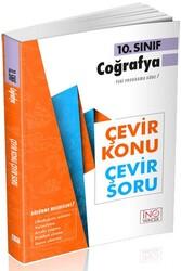 İnovasyon Yayıncılık - İnovasyon Yayıncılık 10. Sınıf Coğrafya Çevir Konu Çevir Soru