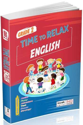 İnovasyon Yayıncılık 2. Sınıf Time To Relax English
