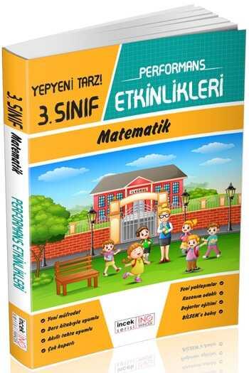 İnovasyon Yayıncılık 3. Sınıf Matematik Performans Etkinlikleri