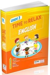İnovasyon Yayıncılık - İnovasyon Yayıncılık 3. Sınıf Time To Relax English