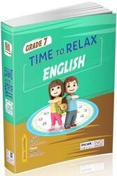 İnovasyon Yayıncılık - İnovasyon Yayıncılık 7. Sınıf Time To Relax English