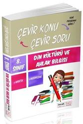 İnovasyon Yayıncılık - İnovasyon Yayıncılık 8. Sınıf Din Kültürü ve Ahlak Bilgisi Çevir Konu Çevir Soru
