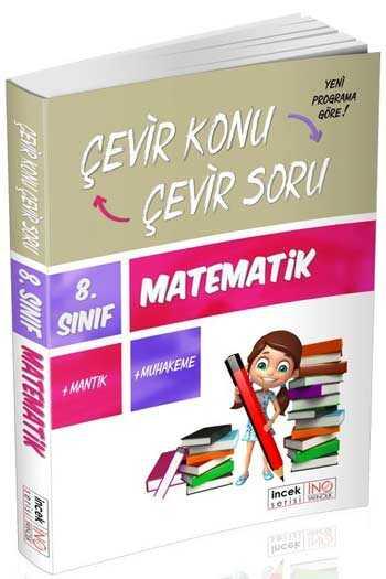 İnovasyon Yayıncılık 8. Sınıf Matematik Çevir Konu Çevir Soru
