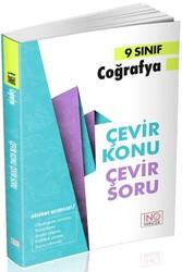 İnovasyon Yayıncılık - İnovasyon Yayıncılık 9. Sınıf CoğrafyaÇevir Konu Çevir Soru