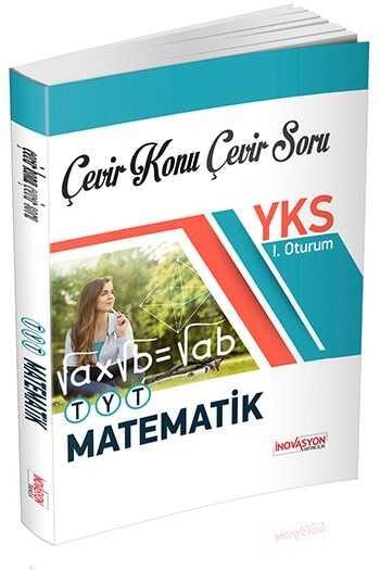 İnovasyon Yayıncılık YKS 1. Oturum TYT Matematik Çevir Konu Çevir Soru