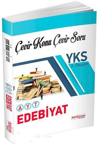İnovasyon Yayıncılık YKS 2. Oturum AYT Edebiyat Çevir Konu Çevir Soru