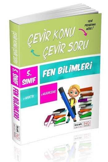 İnovasyon Yayınları 5. Sınıf Fen Bilimleri Çevir Konu Çevir Soru