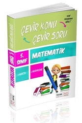 İnovasyon Yayıncılık - İnovasyon Yayınları 5. Sınıf Matematik Çevir Konu Çevir Soru