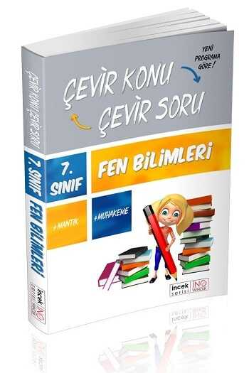 İnovasyon Yayınları 7. Sınıf Fen Bilimleri Çevir Konu Çevir Soru