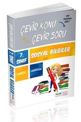 İnovasyon Yayıncılık - İnovasyon Yayınları 7. Sınıf Sosyal Bilgiler Çevir Konu Çevir Soru