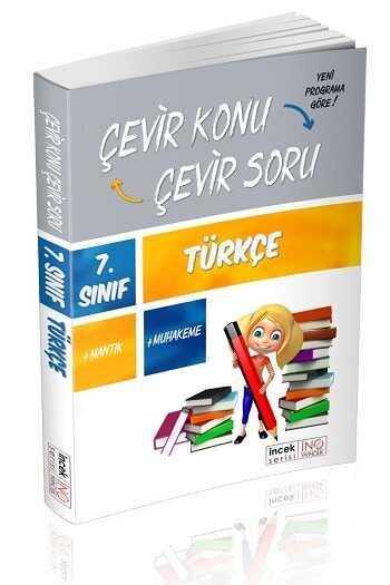 İnovasyon Yayınları 7. Sınıf Türkçe Çevir Konu Çevir Soru