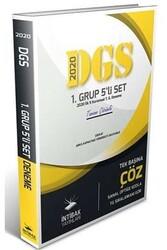 İntibak Yayınları - İntibak Yayınları 2020 DGS Tamamı Çözümlü 5'li Deneme