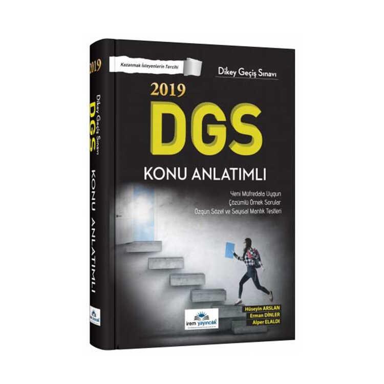 İrem Yayıncılık 2019 DGS Konu Anlatımlı