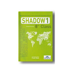 İrem Yayıncılık - İrem Yayıncılık 8 th Class Shadow 1 Integrated Skills With Agressive Teaching Method