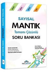İrem Yayıncılık - İrem Yayıncılık KPSS ALES DGS Sayısal Mantık Tamamı Çözümlü Soru Bankası