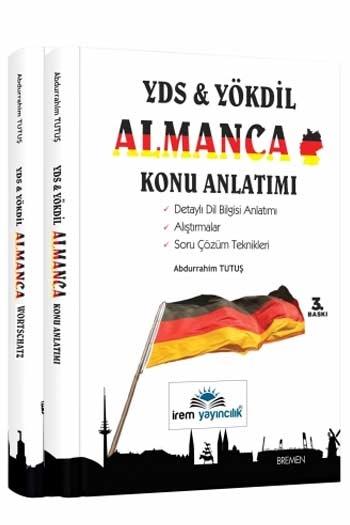 İrem Yayıncılık YDS-YÖKDİL Almanca Konu Anlatımlı - YDS-YÖKDİL Almanca Wortschatz