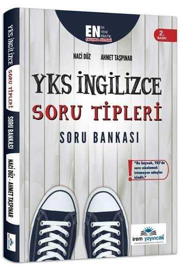 İrem Yayıncılık YKS İngilizce Soru Tipleri Soru Bankası 2. Baskı