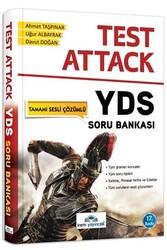 İrem Yayıncılık - İrem Yayınları YDS Test Attack Soru Bankası