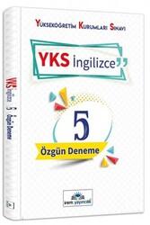 İrem Yayıncılık - İrem Yayınları YKS İngilizce 5 Özgün Deneme