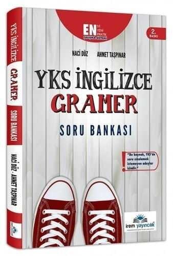 İrem Yayınları YKS İngilizce Gramer Soru Bankası