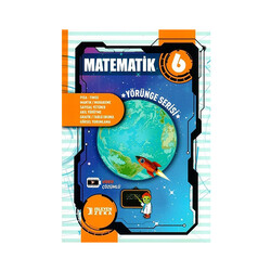 İşleyen Zeka Yayınları - İşleyen Zeka 6. Sınıf Matematik Yörünge Serisi Soru Bankası