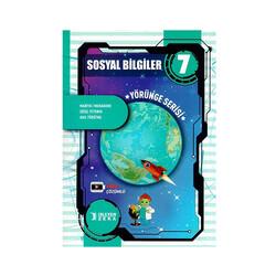 İşleyen Zeka Yayınları - İşleyen Zeka 7. Sınıf Sosyal Bilgiler Yörünge Serisi Soru Bankası