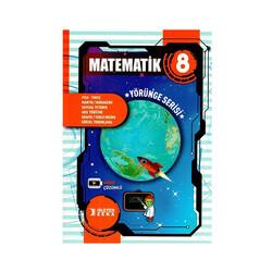 İşleyen Zeka Yayınları - İşleyen Zeka 8. Sınıf Matematik Yörünge Serisi Soru Bankası