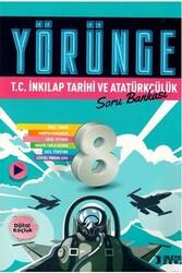 İşleyen Zeka Yayınları - İşleyen Zeka 8. Sınıf T.C. İnkılap Tarihi ve Atatürkçülük Yörünge Serisi Soru Bankası