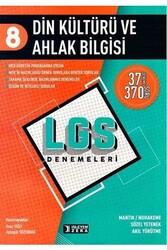 İşleyen Zeka Yayınları - İşleyen Zeka Yayınları 8. Sınıf LGS Din Kültürü ve Ahlak Bilgisi Denemeleri