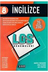 İşleyen Zeka Yayınları - İşleyen Zeka Yayınları 8. Sınıf LGS İngilizce Denemeleri