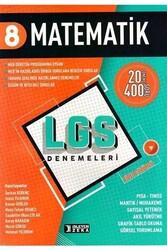 İşleyen Zeka Yayınları - İşleyen Zeka Yayınları 8. Sınıf LGS Matematik Denemeleri