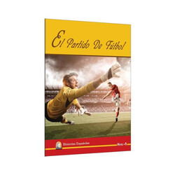 Kapadokya Yayınları - İspanyolca Hikaye El Partido De Futbol - Kapadokya Yayınları