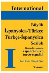 İnkılap Kitabevi - İspanyolca-Türkçe Türkçe-İspanyolca Büyük Sözlük İnkılap Kitabevi