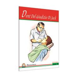 Kapadokya Yayınları - İtalyanca Hikaye Dent Del Giuzio Di Jack - Kapadokya Yayınları