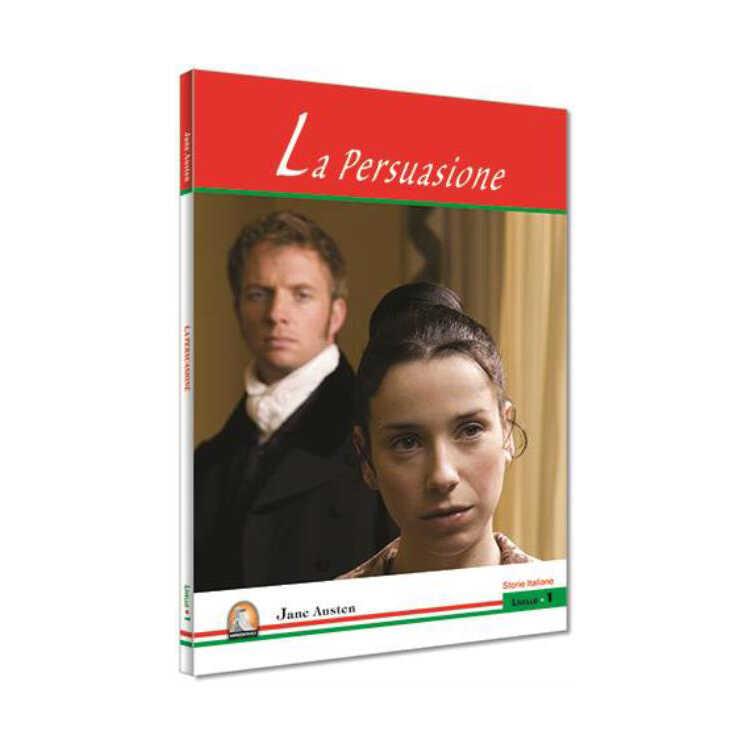 İtalyanca Hikaye La Persuasione - Kapadokya Yayınları