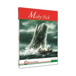 Kapadokya Yayınları - İtalyanca Hikaye Moby Dick - Kapadokya Yayınları