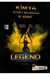 Kafa Dengi Yayınları - Kafa Dengi Yayınları 9. Sınıf Kimya Legend Soru Bankası