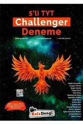 Kafa Dengi Yayınları - Kafa Dengi Yayınları TYT Challenger 5'li Deneme
